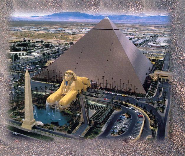 Casino pyramid drawing gambling lots